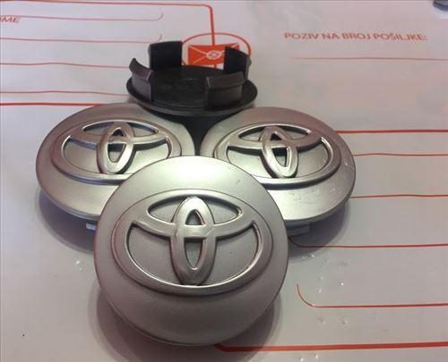 Čepovi za felne TOYOTA 3D 64 mm  58 mm - ORIGINAL
