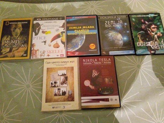 Dokumentarni filmovi 42 komada