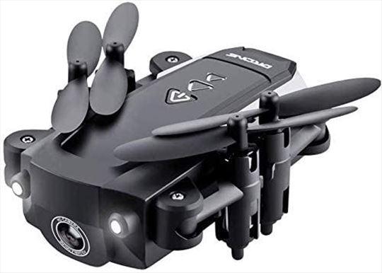 Mini dron KK8 kamera 2k novo