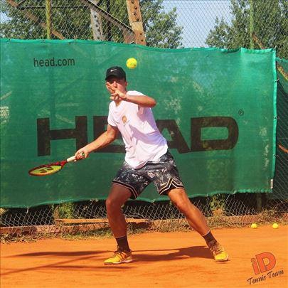 Povoljno časovi tenisa za sve uzraste