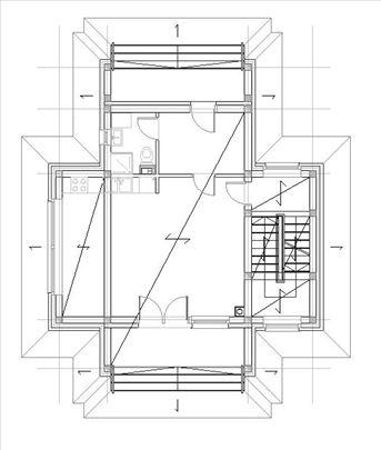 Idejni projekat kuće