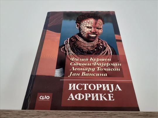 Istorija Afrike