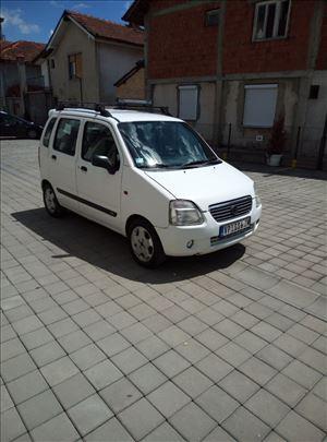 Suzuki Wagon R+ 4x4
