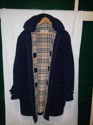 Muski Kaput Burberry Duffle original vuna akcija