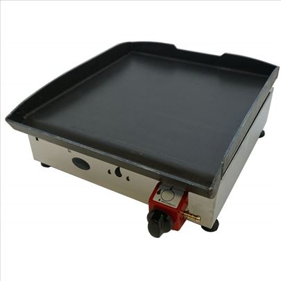 Plinski roštilj 40 x 40 cm Fe ploča