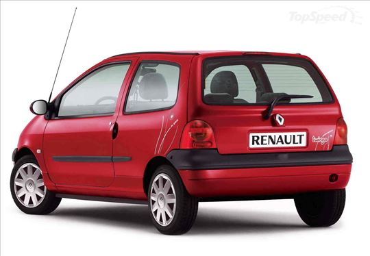 motor i menjac reno twingo 1.2 8V 2004.god