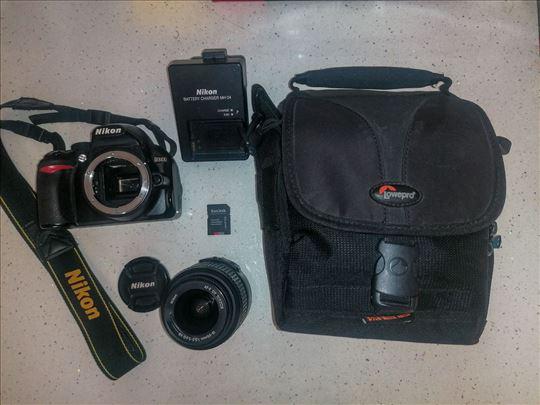 Nikon D3100 + 18-55mm objektiv