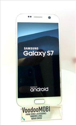 Samsung S7 G930 Beli White Simfree Odlican Garanc