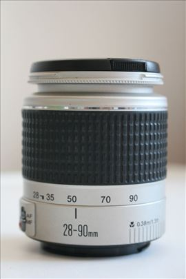 Canon zoom lens EF 28-90mm 1:4-5.6
