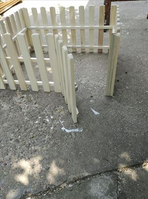 Kućna ograda za pse štence