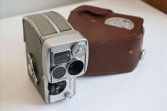 Pentacon AK8 kamera 8mm sa dodatkom Abfot