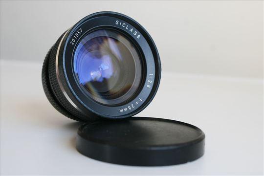 SICLASS 28mm f:2.8 na M42 navoj