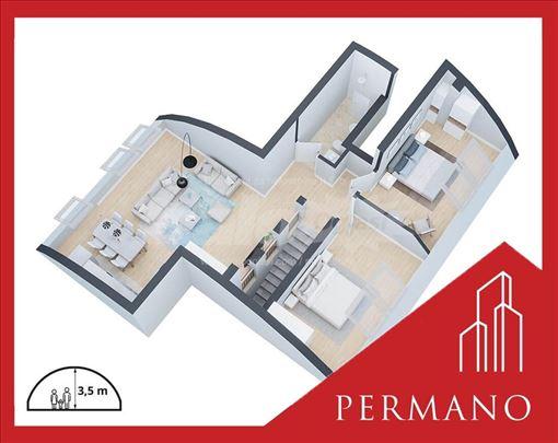 Novogradnja,Odmah useljivo,1150e/m2,Povrat PDV