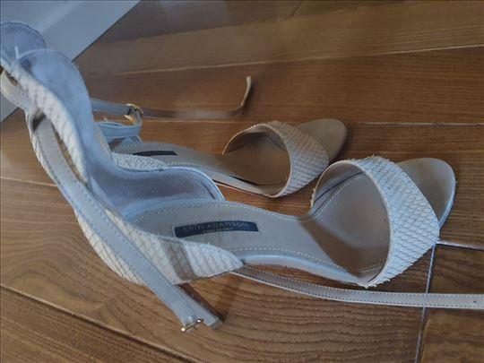 Erin Adamson sandale 38 komplet koža