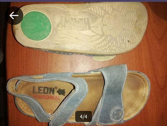 Leon decije anatomske sandale