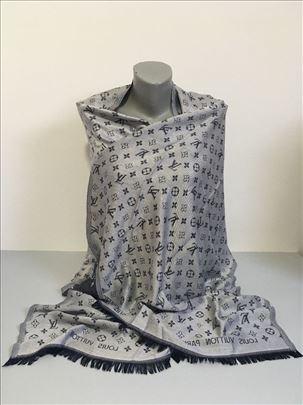 Louis Vuitton esarpa NOVO