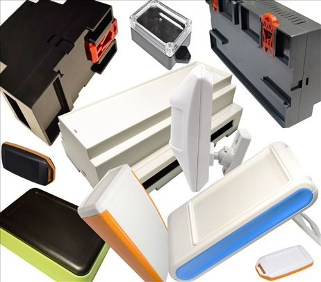 ABS plastične kutije za elektronske komponente