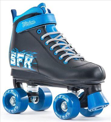 Rolšue! - SFR Vision II Quad skates blue