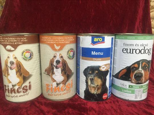 Hrana za pse u konzervi 1240 grama