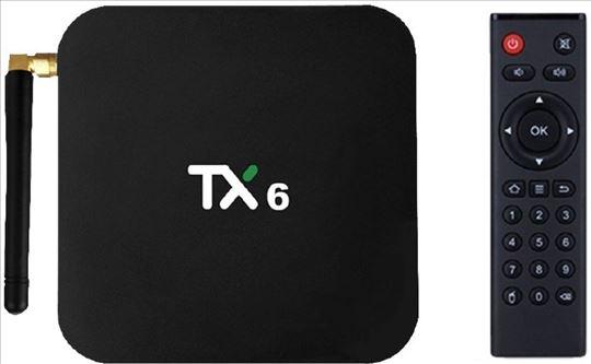 Android smart TV Box sa trajno besplatnim kanalima