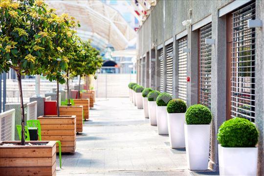 Hotelski apartmani - mesečni zakup YUBC N.Beograd