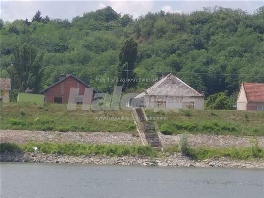 Prodajem kuću na Dunavu u Batini, Hrvatska!