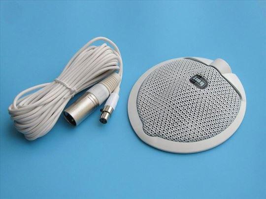 Boundary microphone Monacor ECM-302B IMG Stageline