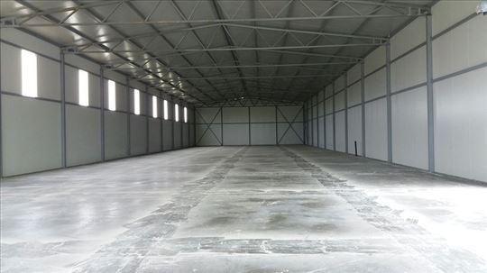 Simanovci mag- poslovni prostor 1500m2