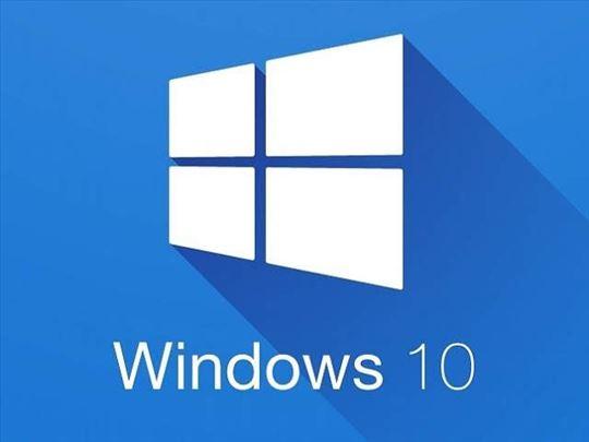 Windows 10 Pro (32/64 Bit) Original Licenca