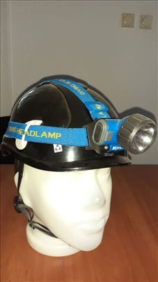 Lampa za zaštitni šlem Singer LP95FB