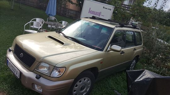 Subaru Forester Forester 2.0 T4WD