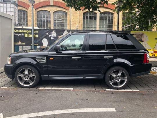 Land Rover Range Rover Sport 3.6 TD8