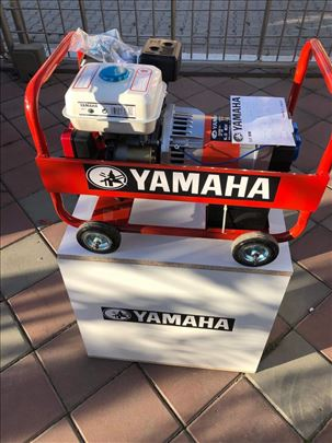 Agregat Yamaha 6,0KW/ 9,8 Ks sa anlaserom-pali na