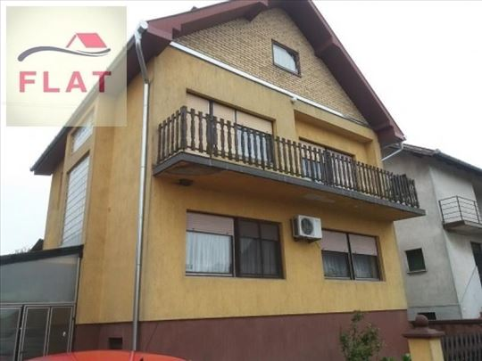 (18) Kuća 116m2 na placu od 343m2 - Apatin