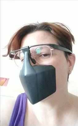 Antivirusna zaštitna maska za lice