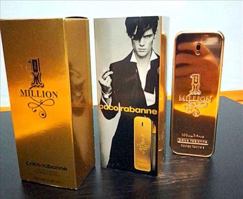 1 Million Original prazan parfem 100ml + kutija