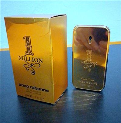 1 Million Original prazan parfem 50ml + kutija