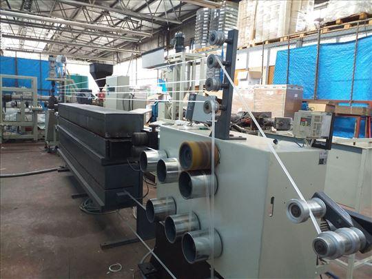 Linija za proizvodnju PP trake za pakovanje