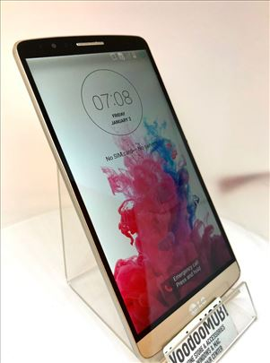 LG G3 32GB Gold SimFree perfektan 10/10 garancija