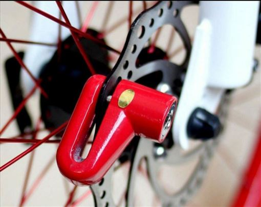 Brava za zaključavanje diska bicikle motora