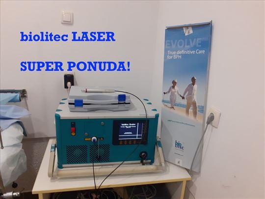 Hirurški laser (biolitec) + DERMA nastavak