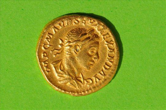Rim aureus cara Aleksandra Severa