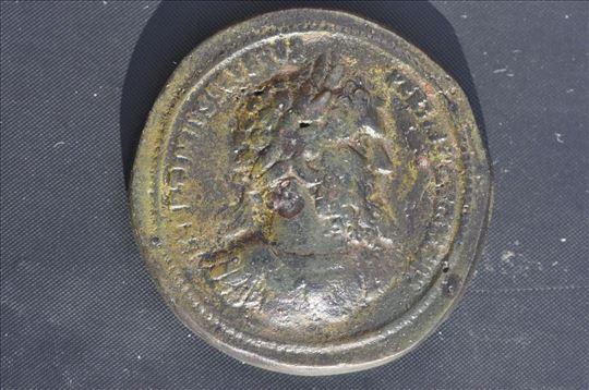 Rim medaljon cara Septimija Severa