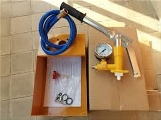 Pumpa za testiranje instalacije NOVA 2,5 BARA