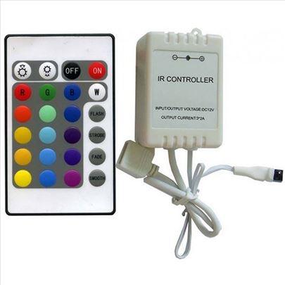LED RGB Kontroler 12V-24v/3x2A