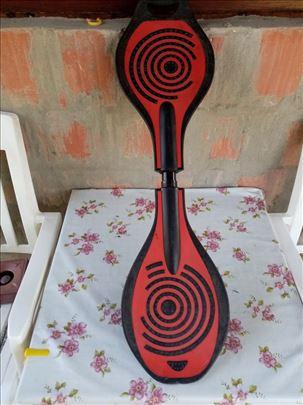 Street surfing board