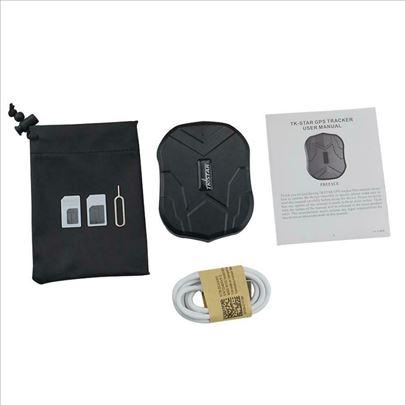 GPS / GPRS Lokator tracker TKSTAR magnet 5000 mAh