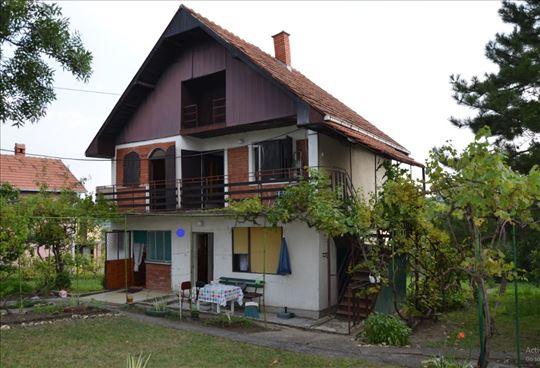 Kuća u selu Saranovo u okolini Topole, Srbija
