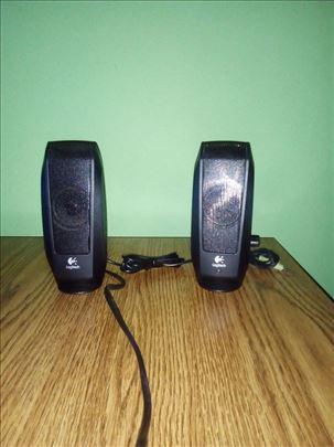 Na prodaju Logitech zvučnici s120