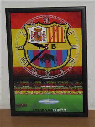 Zidni sat FK Barcelona